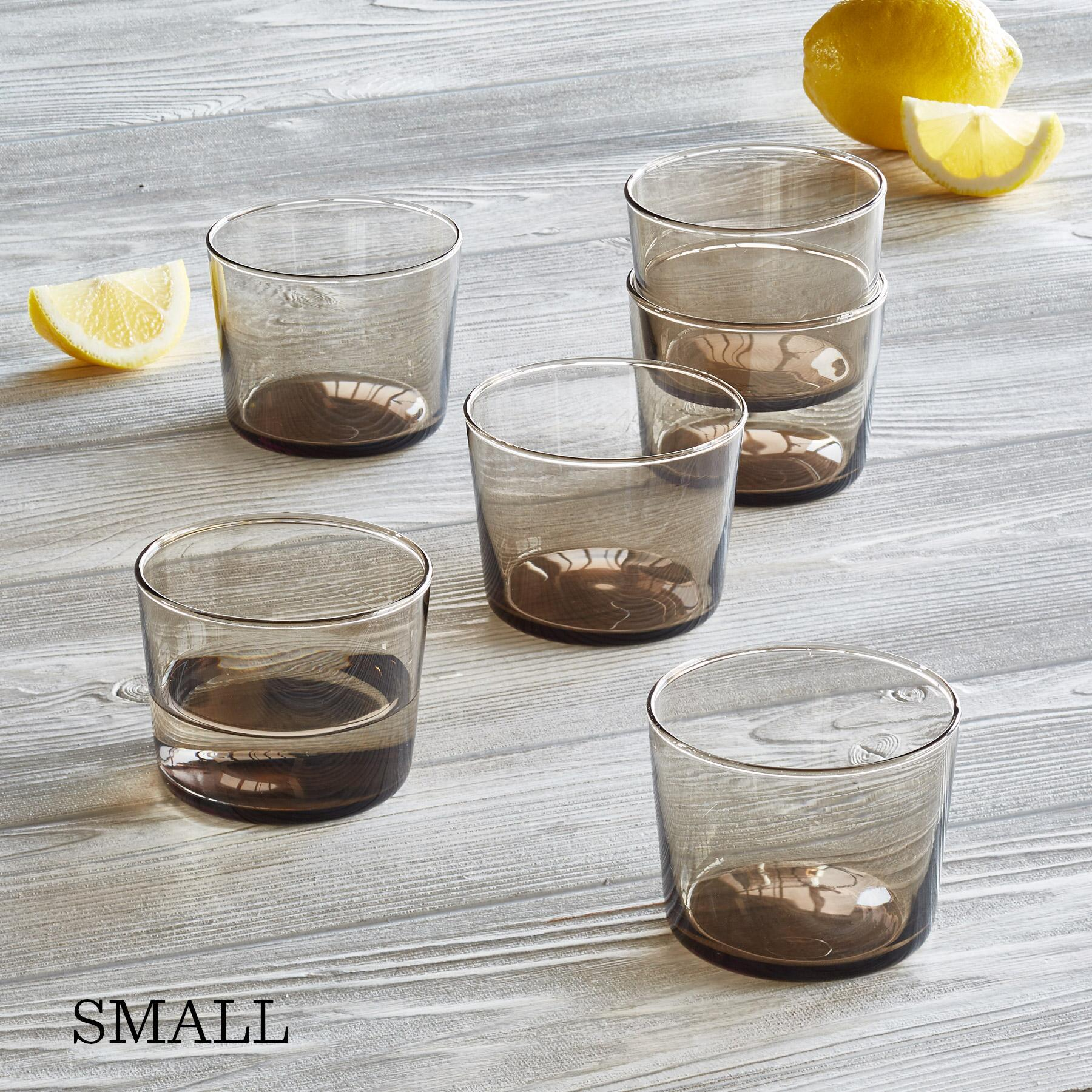 TRANSLUCENCE TUMBLERS, SET OF 6: View 2
