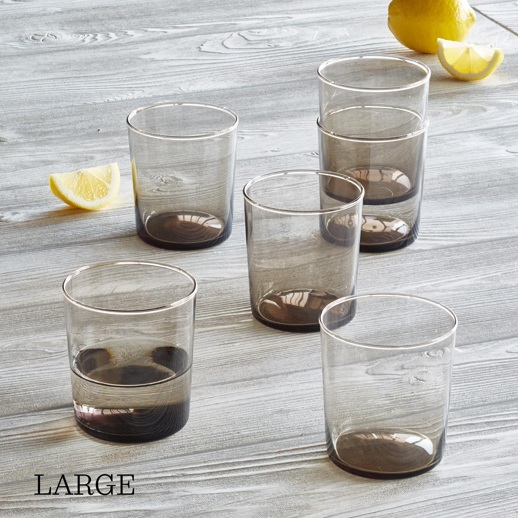 TRANSLUCENCE TUMBLERS, SET OF 6: View 3