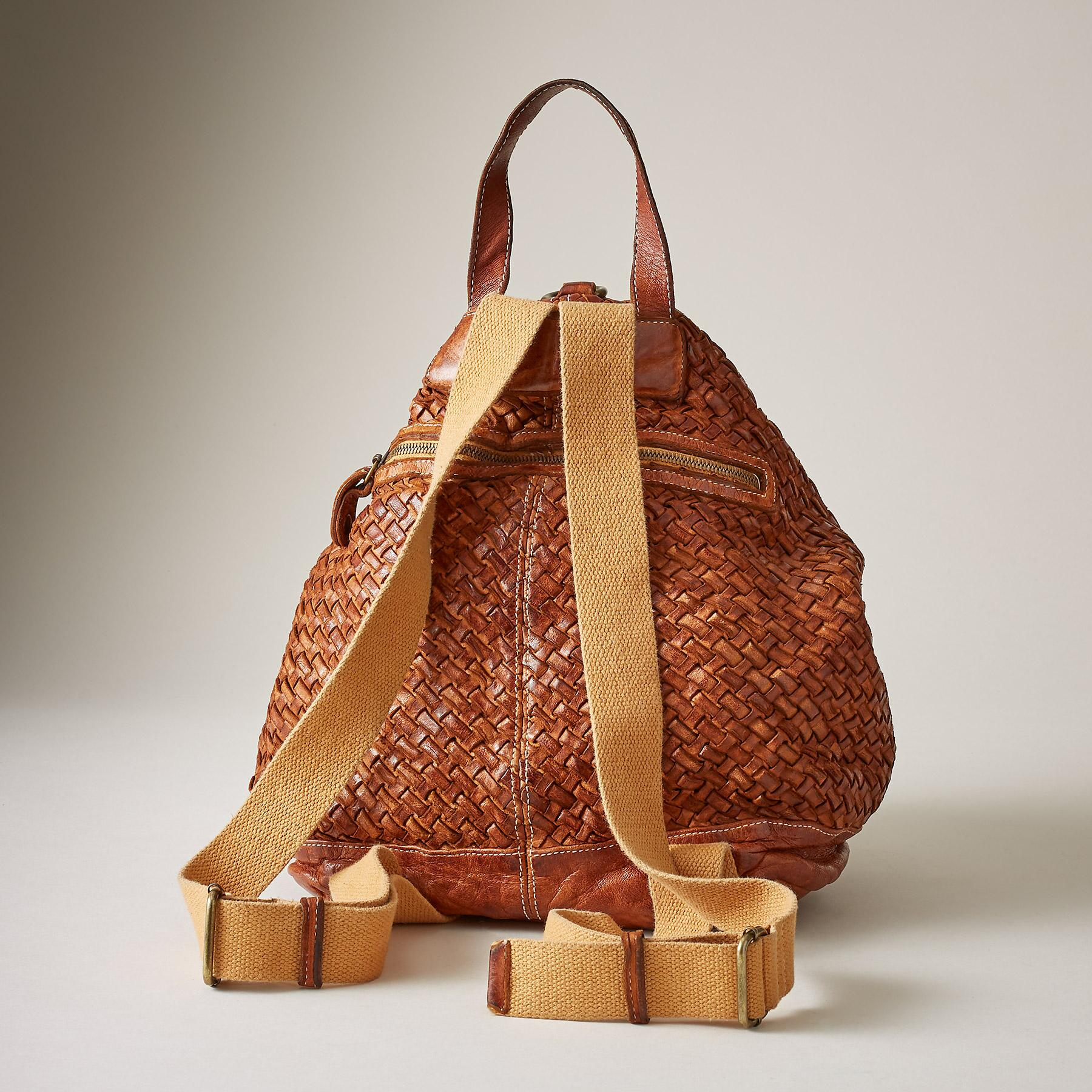 EUREKA WOVEN BACKPACK: View 2