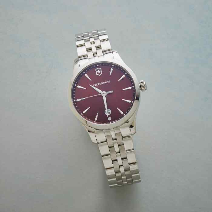 SWISS ARMY CHERRY RED WATCH