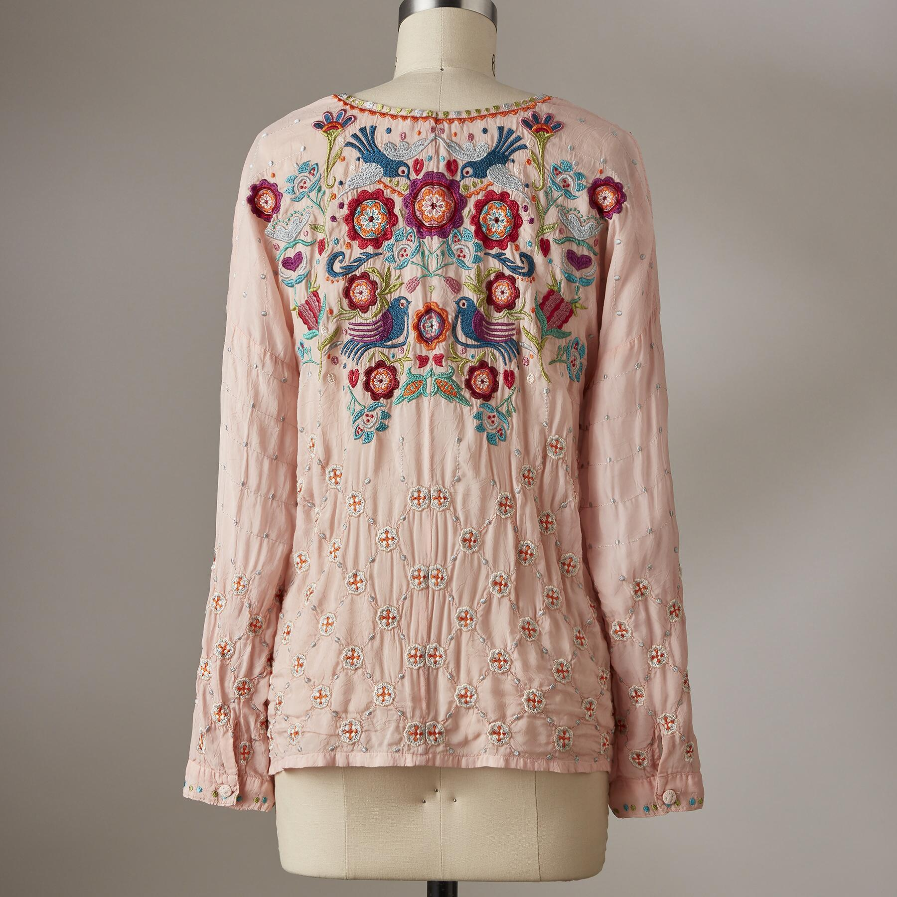 BRADY BLOUSE: View 2