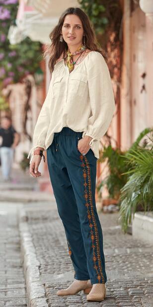 PERFECTLY NOMADIC PANTS