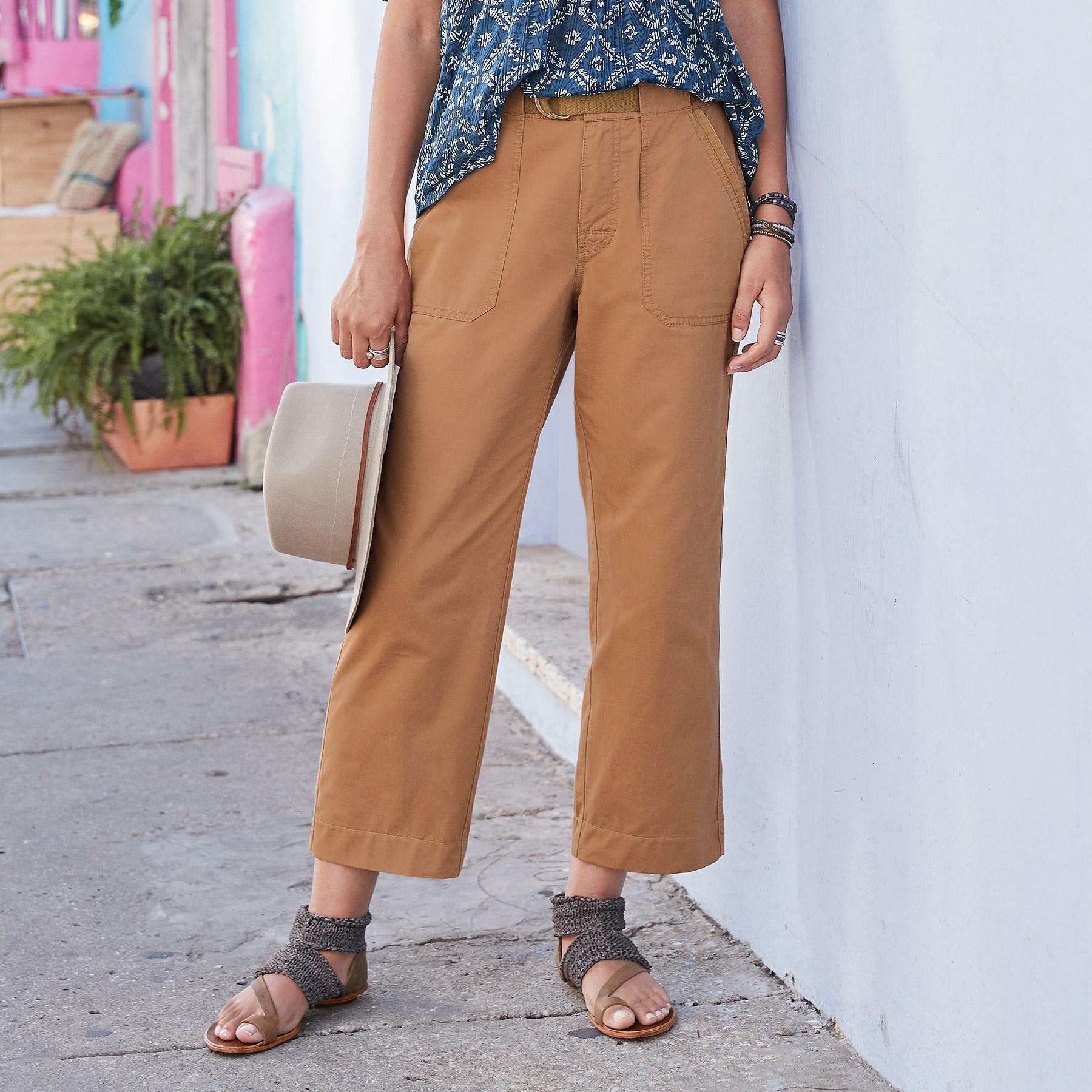 MAKE THE JOURNEY CULOTTES: View 1
