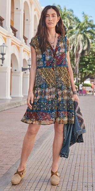 TREPHINA DRESS