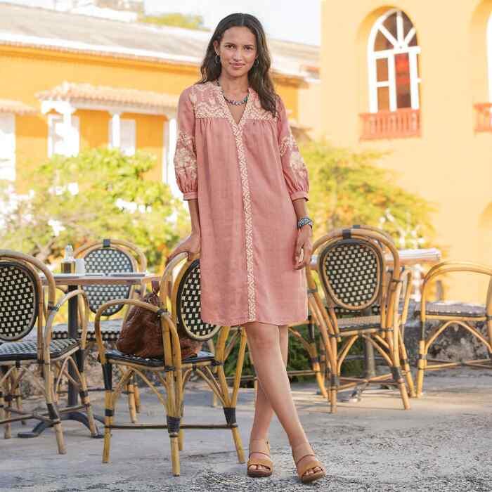 AMINA BEAUTY DRESS