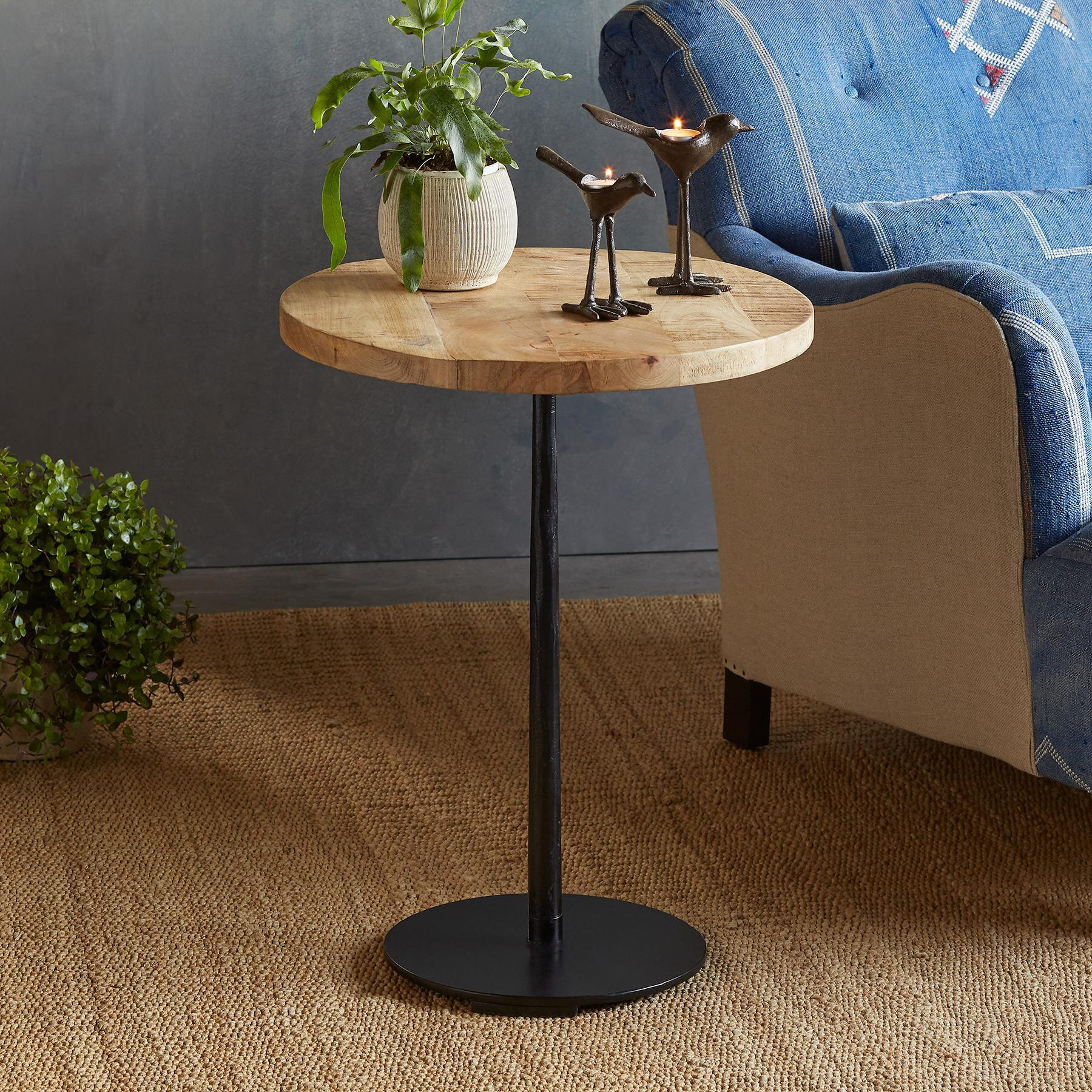 ALDEN SIDE TABLE: View 1