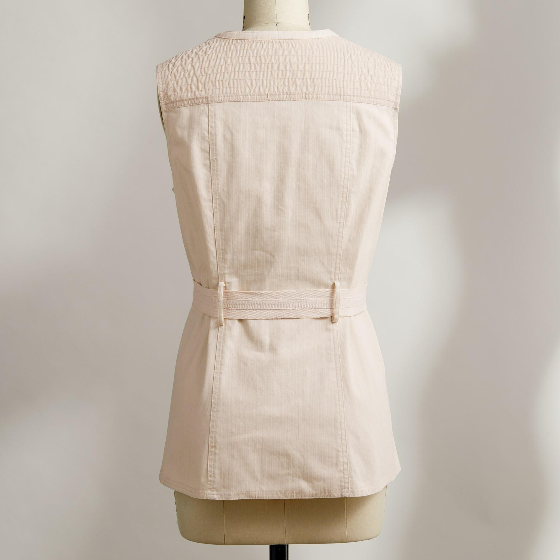 OAKLEE STORY VEST: View 2