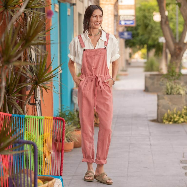 ARTIST'S PARADISE OVERALLS