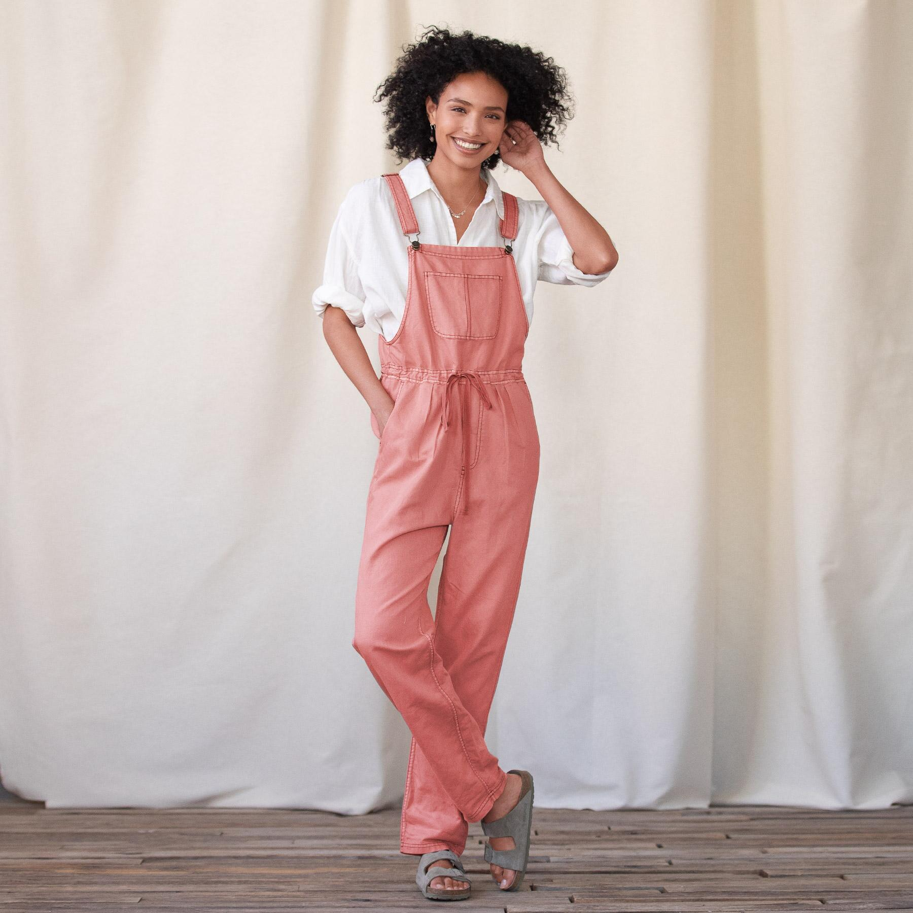 ARTIST'S PARADISE OVERALLS: View 2