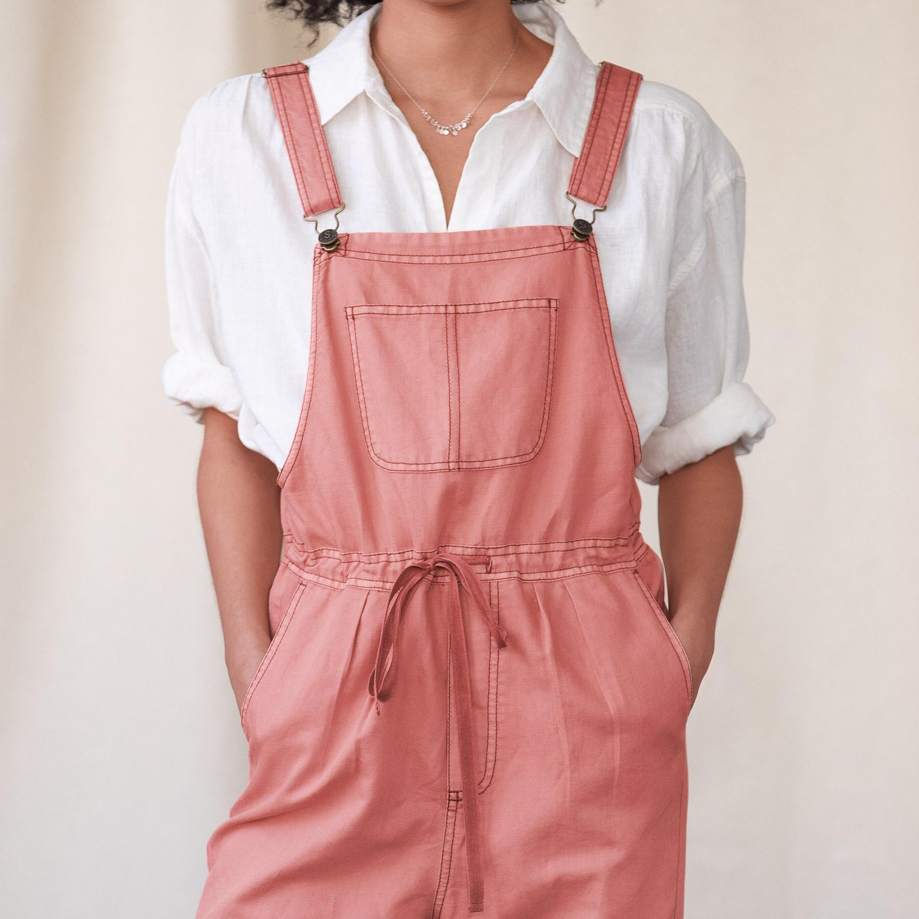 ARTIST'S PARADISE OVERALLS: View 4