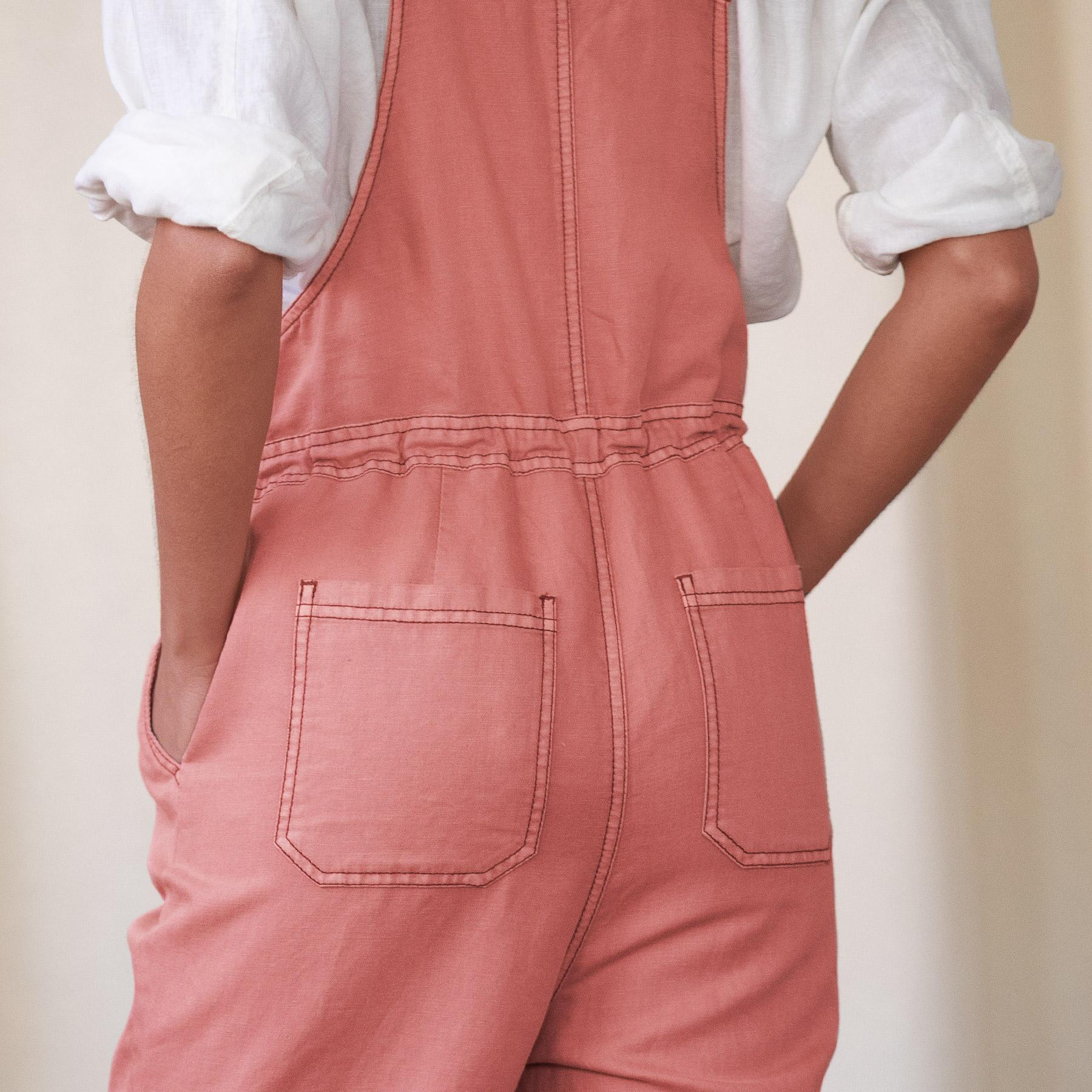 ARTIST'S PARADISE OVERALLS: View 6