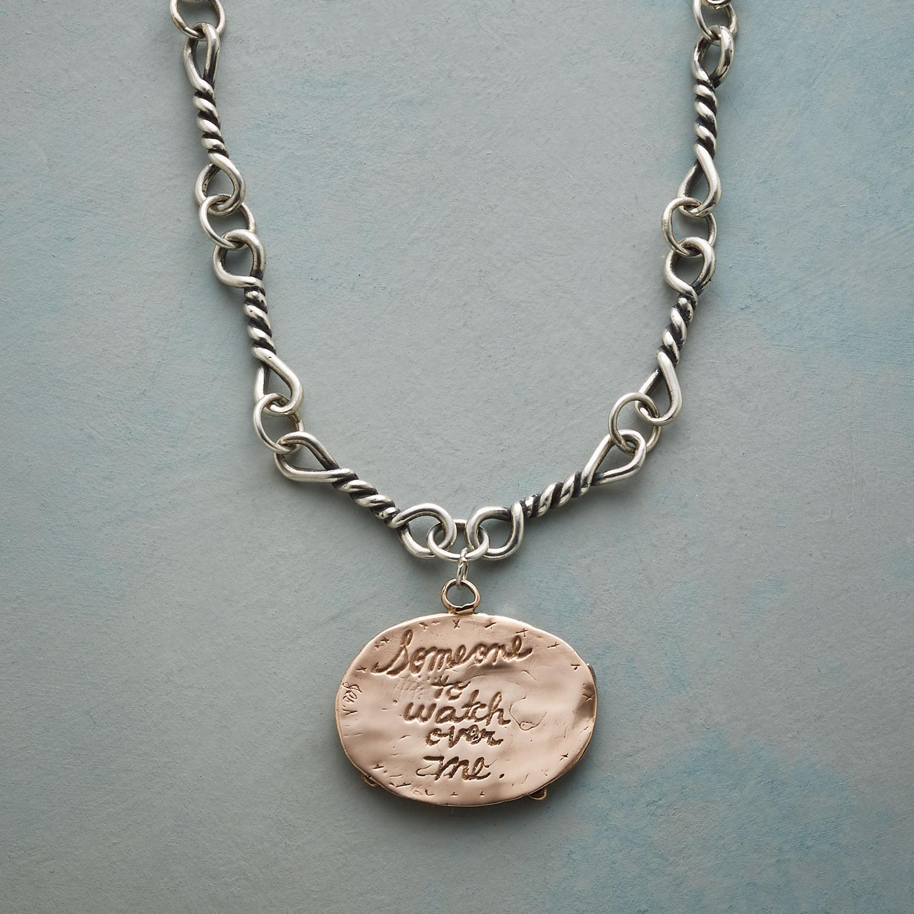 WITH YOU ALWAYS NECKLACE: View 2
