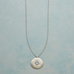 ALIGHT DIAMOND NECKLACE