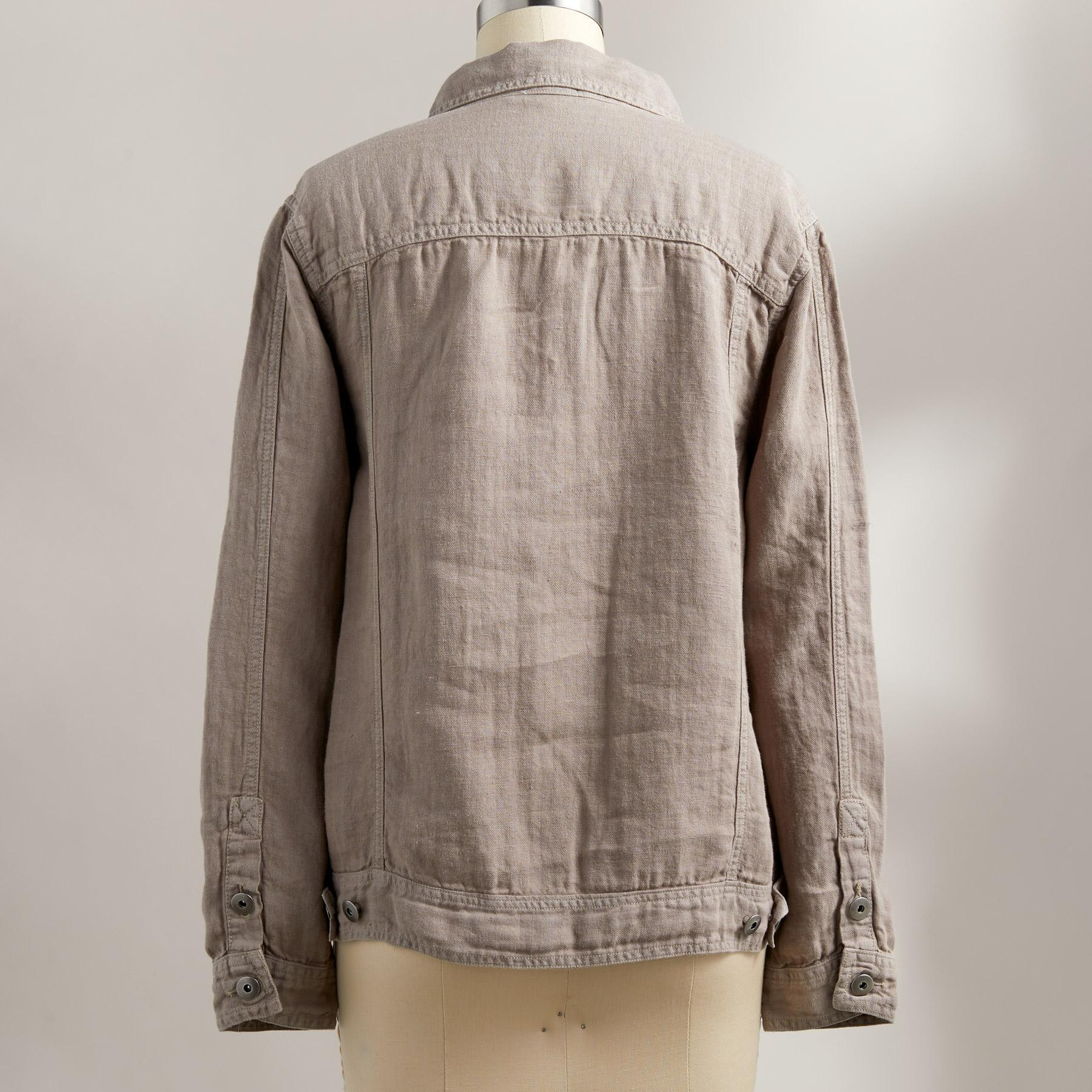 COOL RIDER LINEN JACKET: View 2