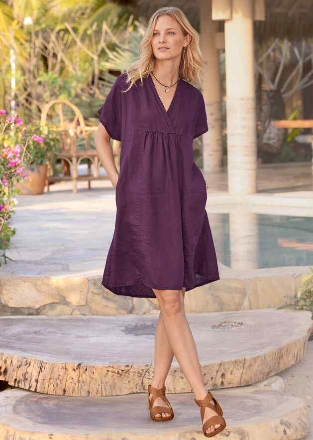 DAWN TO DUSK DRESS - PETITES