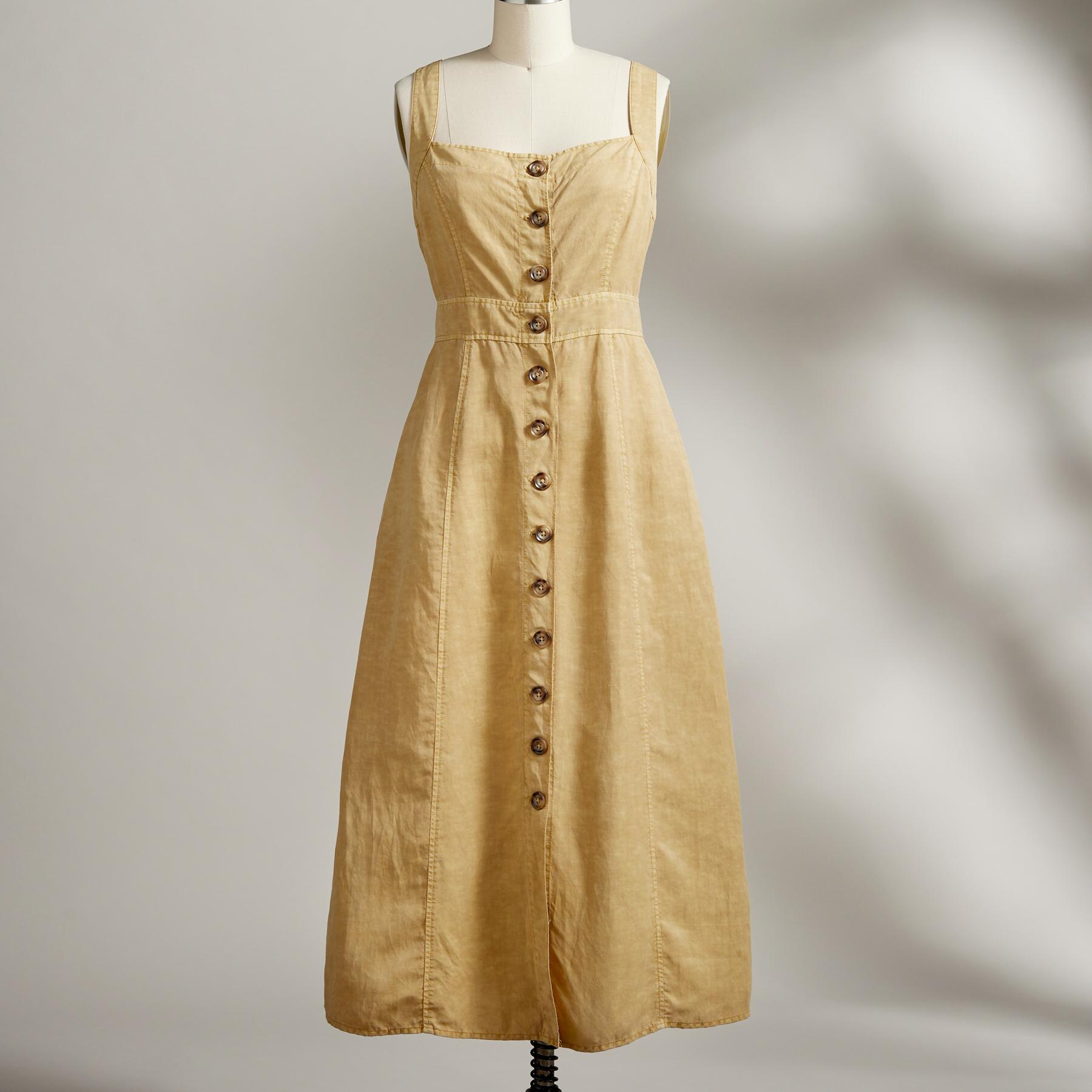COLONIAL DRESS - PETITES: View 2