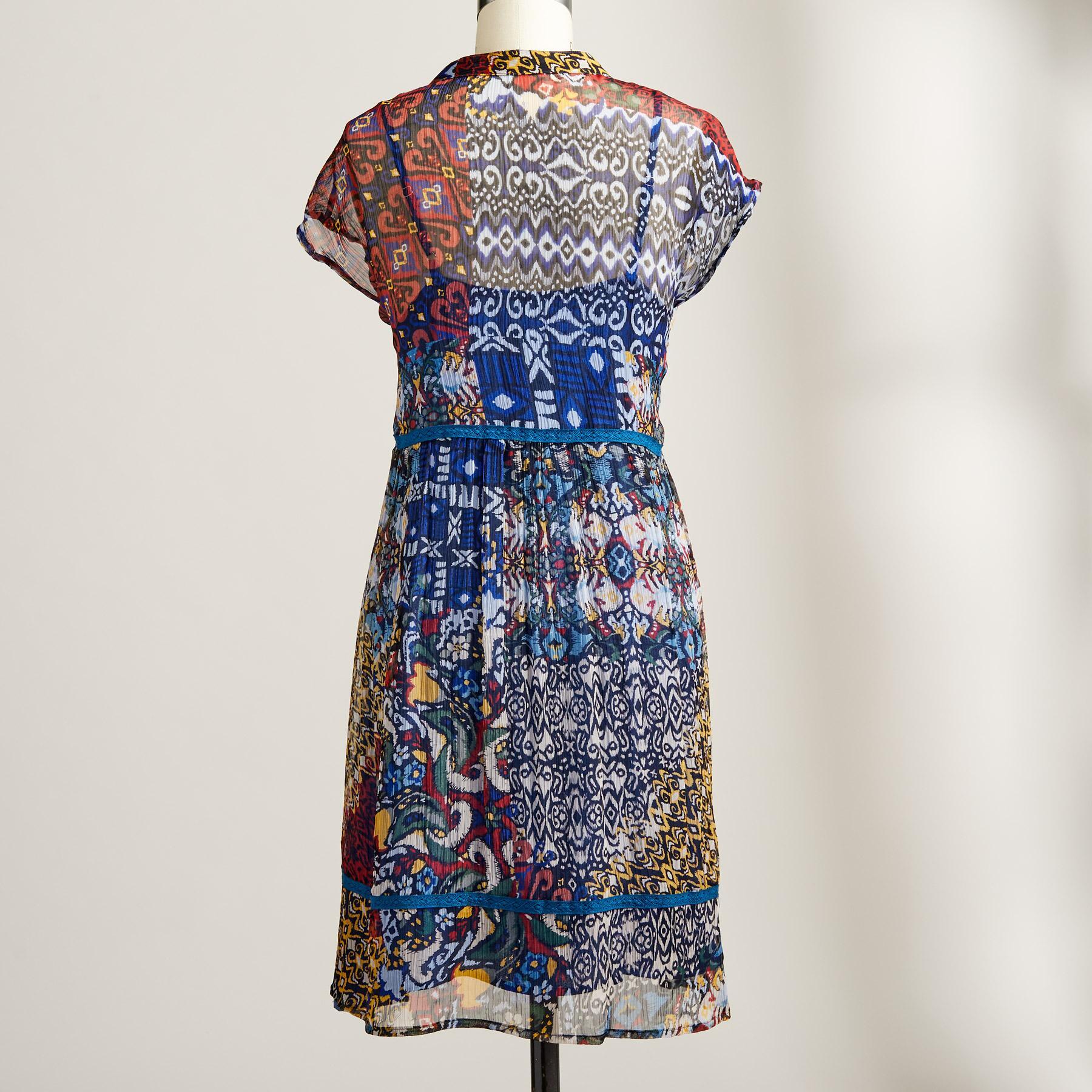TREPHINA DRESS PETITE: View 2