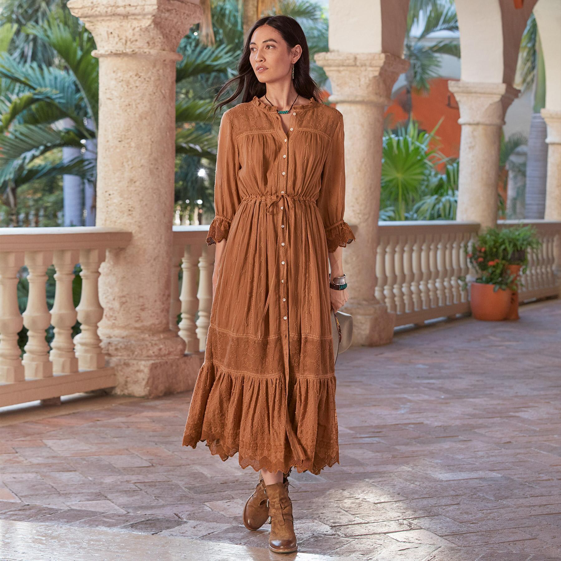 RALEINE DRESS - PETITES: View 2