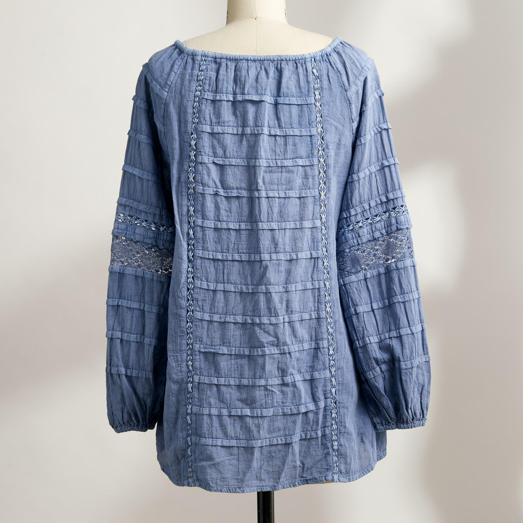 REVIVAL SWEET BLOUSE - PETITES: View 2