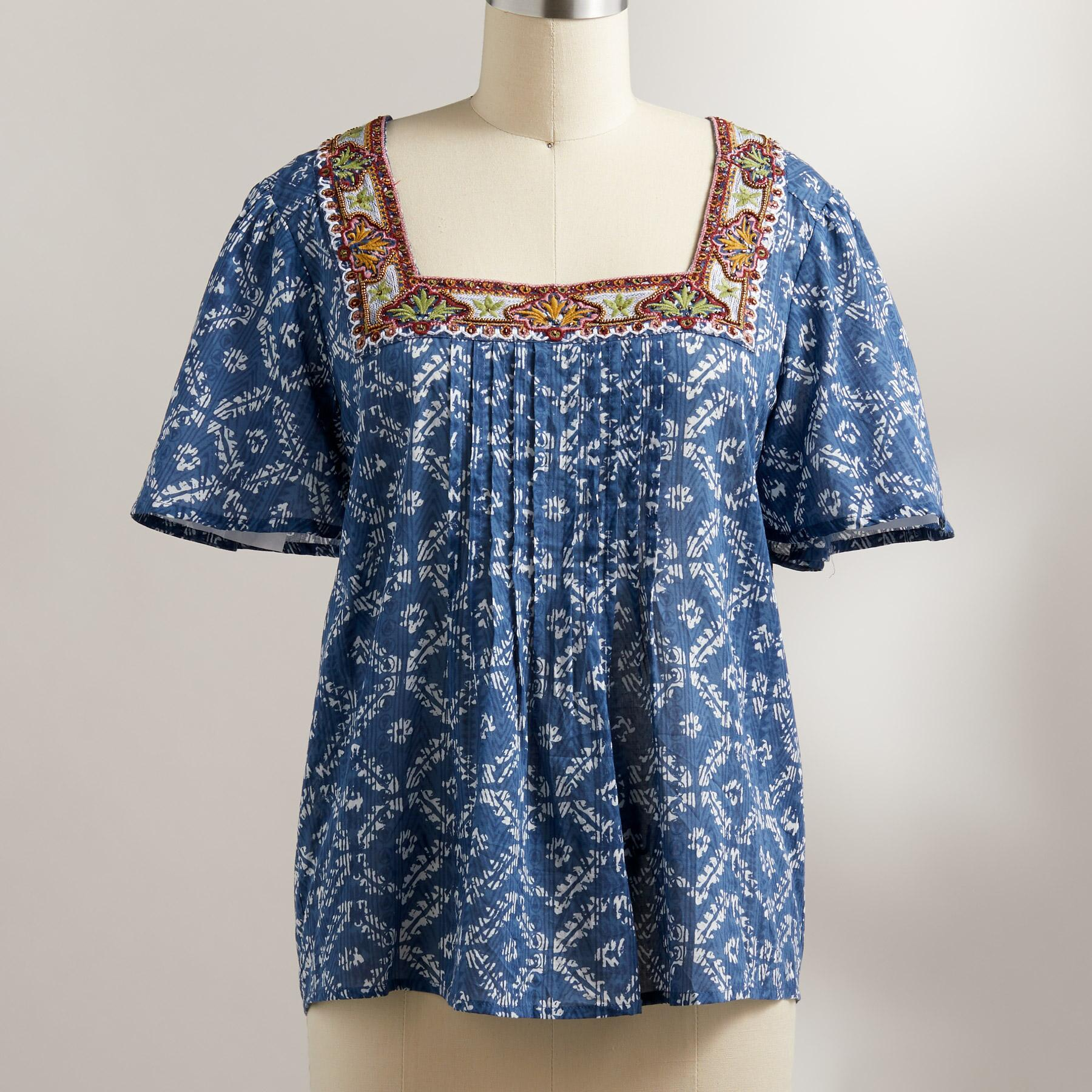 OUTBACK TOP PETITE: View 2