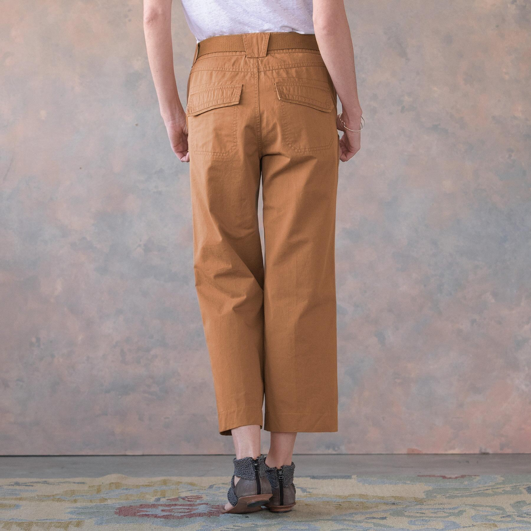 MAKE THE JOURNEY CULOTTES - PETITES: View 3