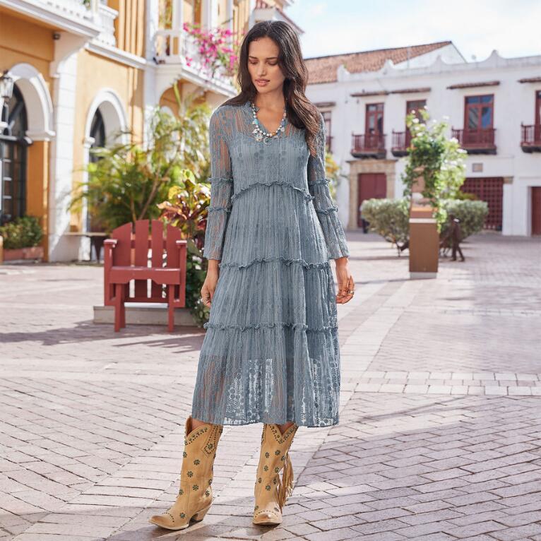 ELLERY LACE DRESS PETITE
