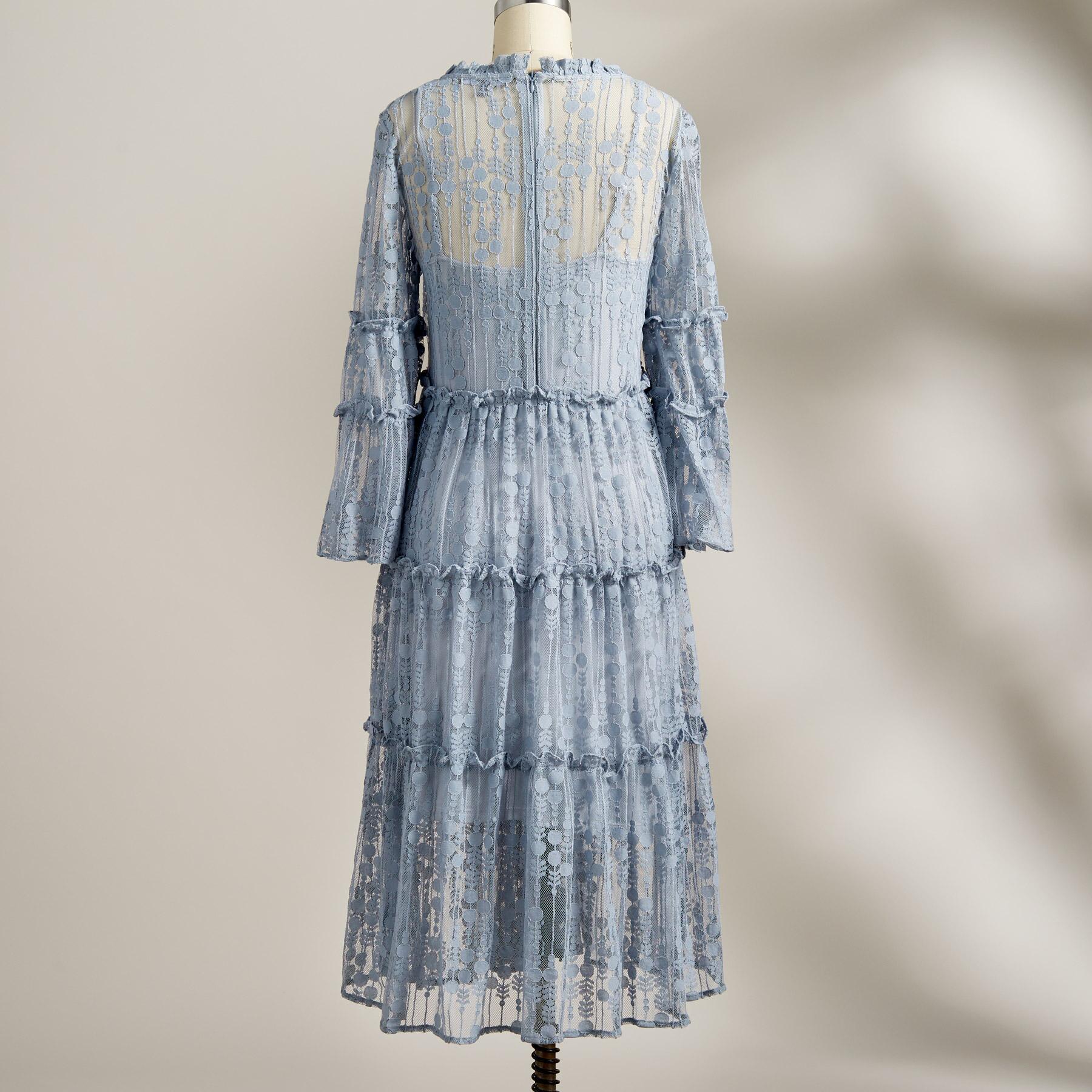 ELLERY LACE DRESS PETITE: View 2