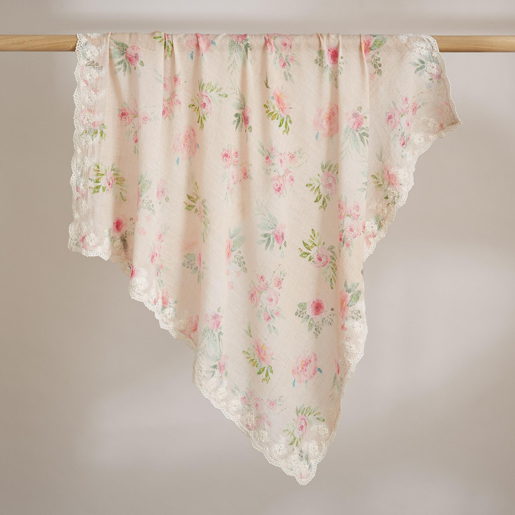 BYGONE BLOOMS SCARF: View 2