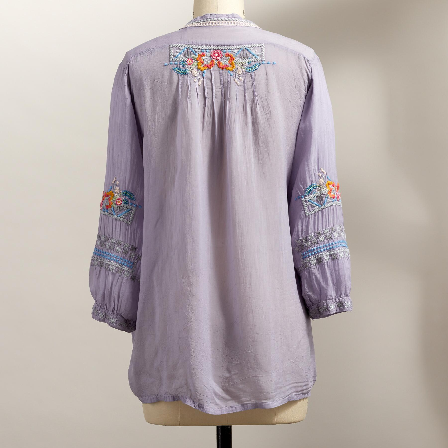 BETHANIE TUNIC: View 2