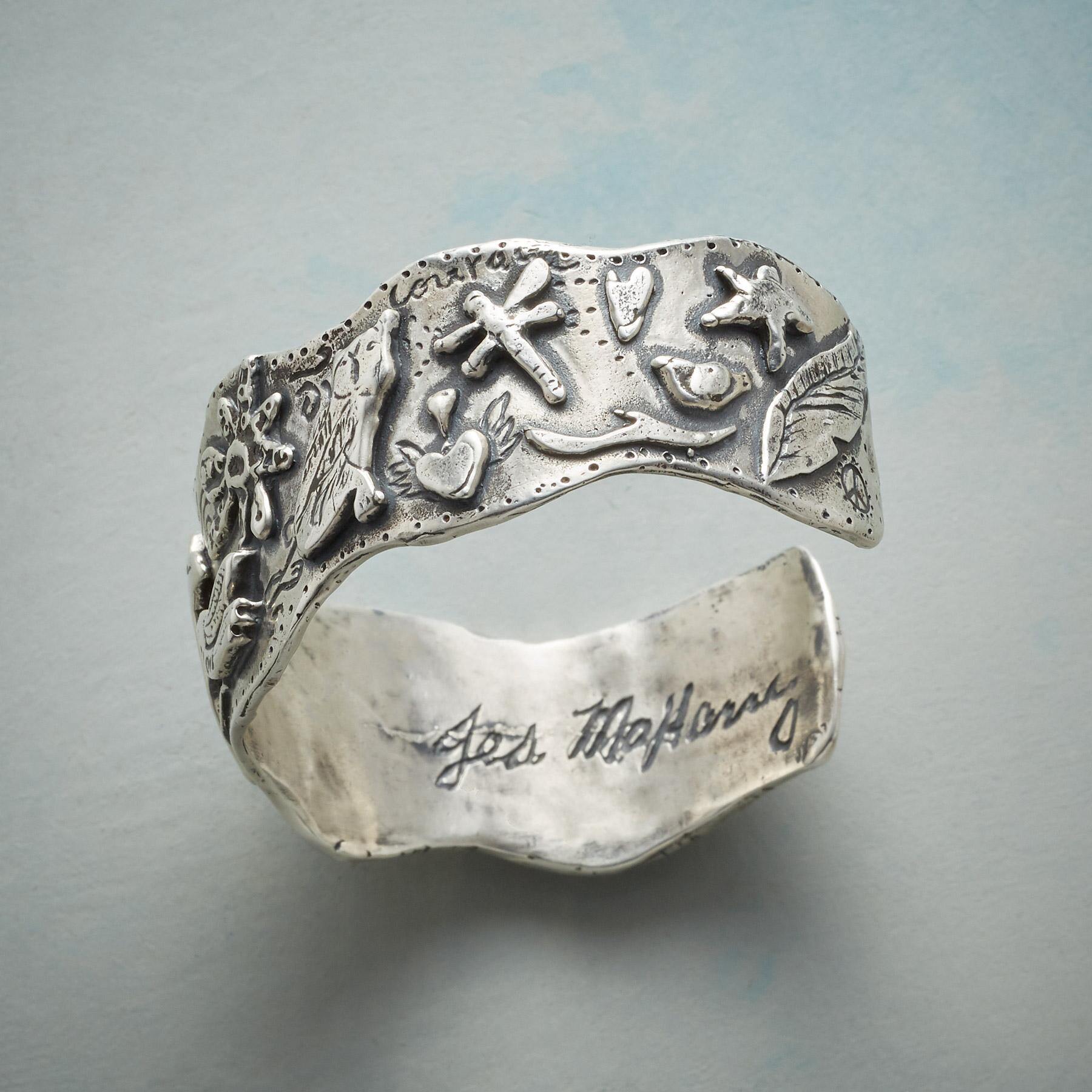 ALL THINGS CUFF BRACELET: View 2