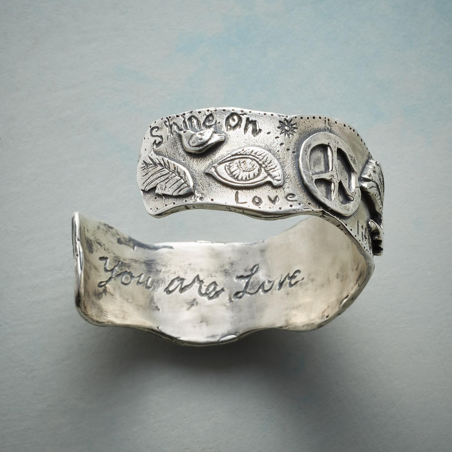 ALL THINGS CUFF BRACELET: View 3