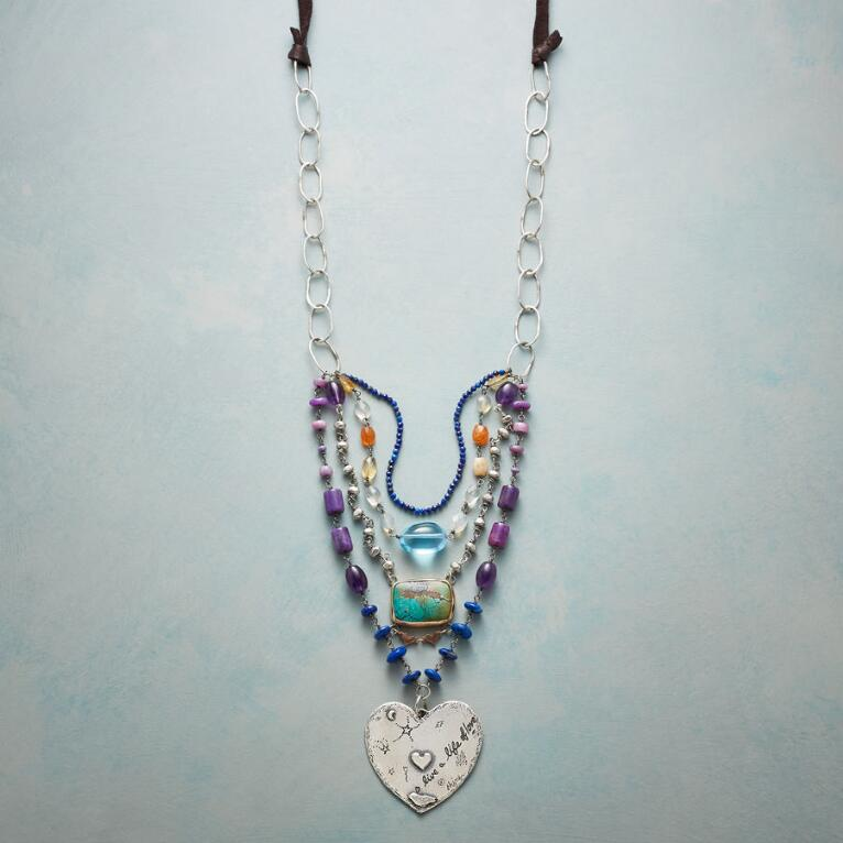HEAL YOUR HEART NECKLACE