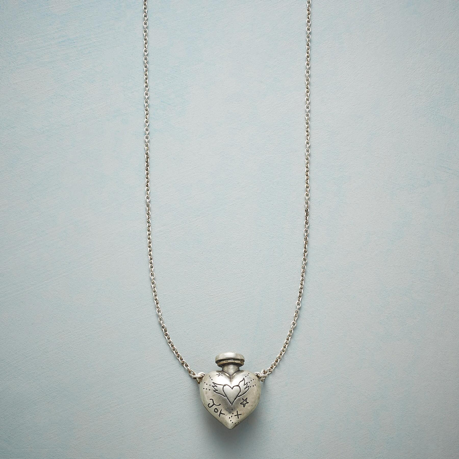 HEART VESSEL NECKLACE: View 1