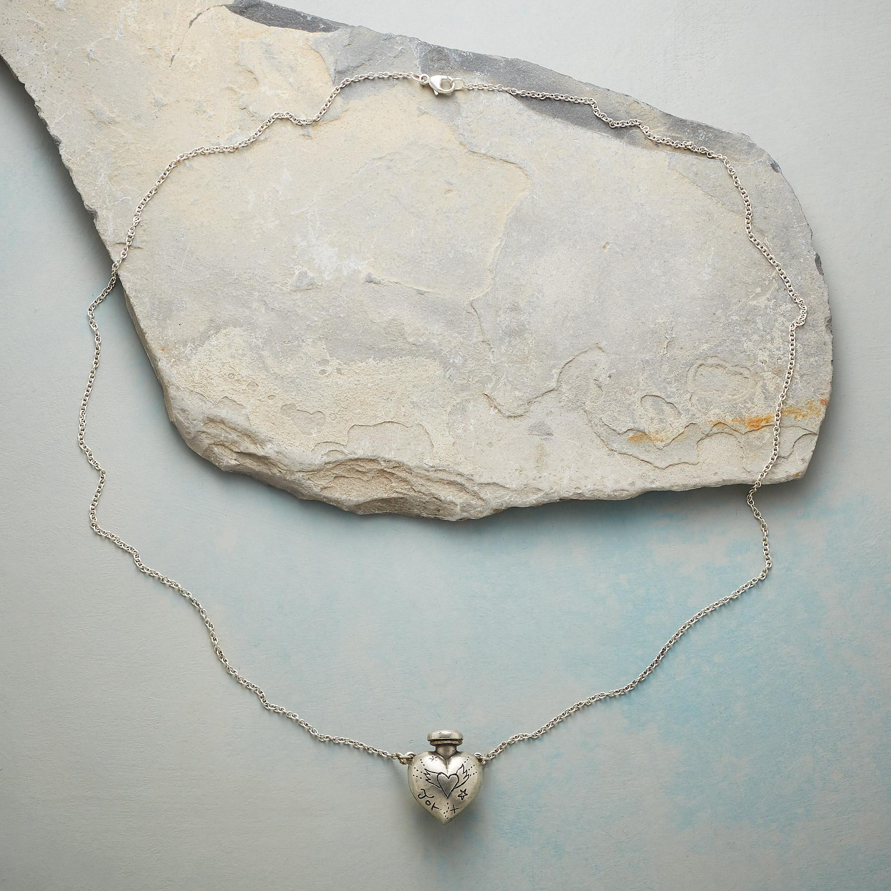 HEART VESSEL NECKLACE: View 2
