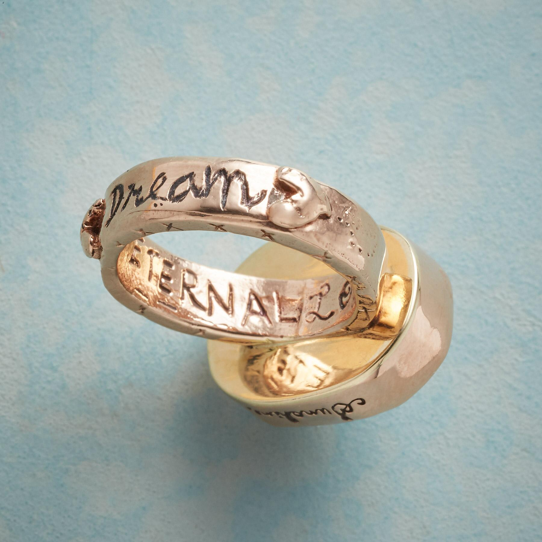 VIRIDIAN FOREVER RING: View 3
