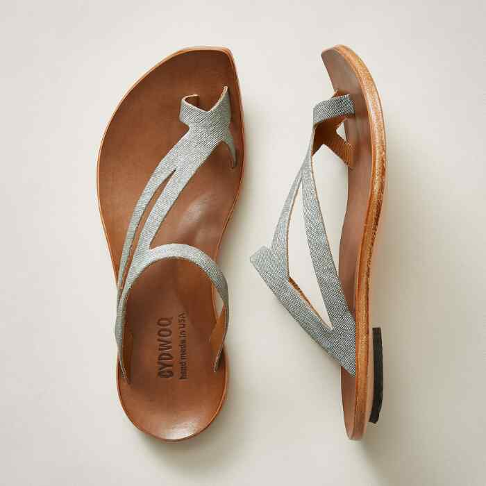 FENCE SANDALS