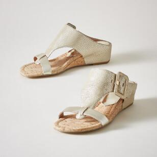 OFELIA WEDGE SANDALS