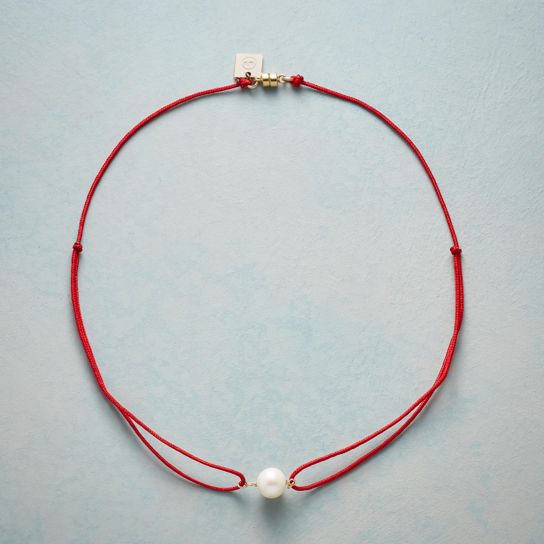 SINGULAR LOVE CHOKER NECKLACE: View 1