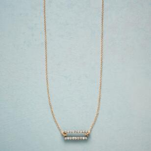 DIAMOND MARQUEE NECKLACE
