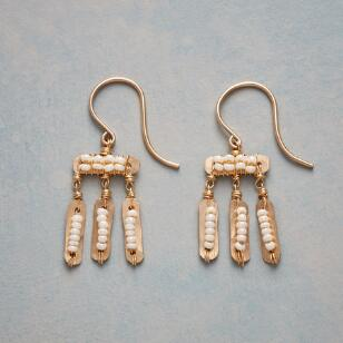 CHARLOTTE LANTERN EARRINGS