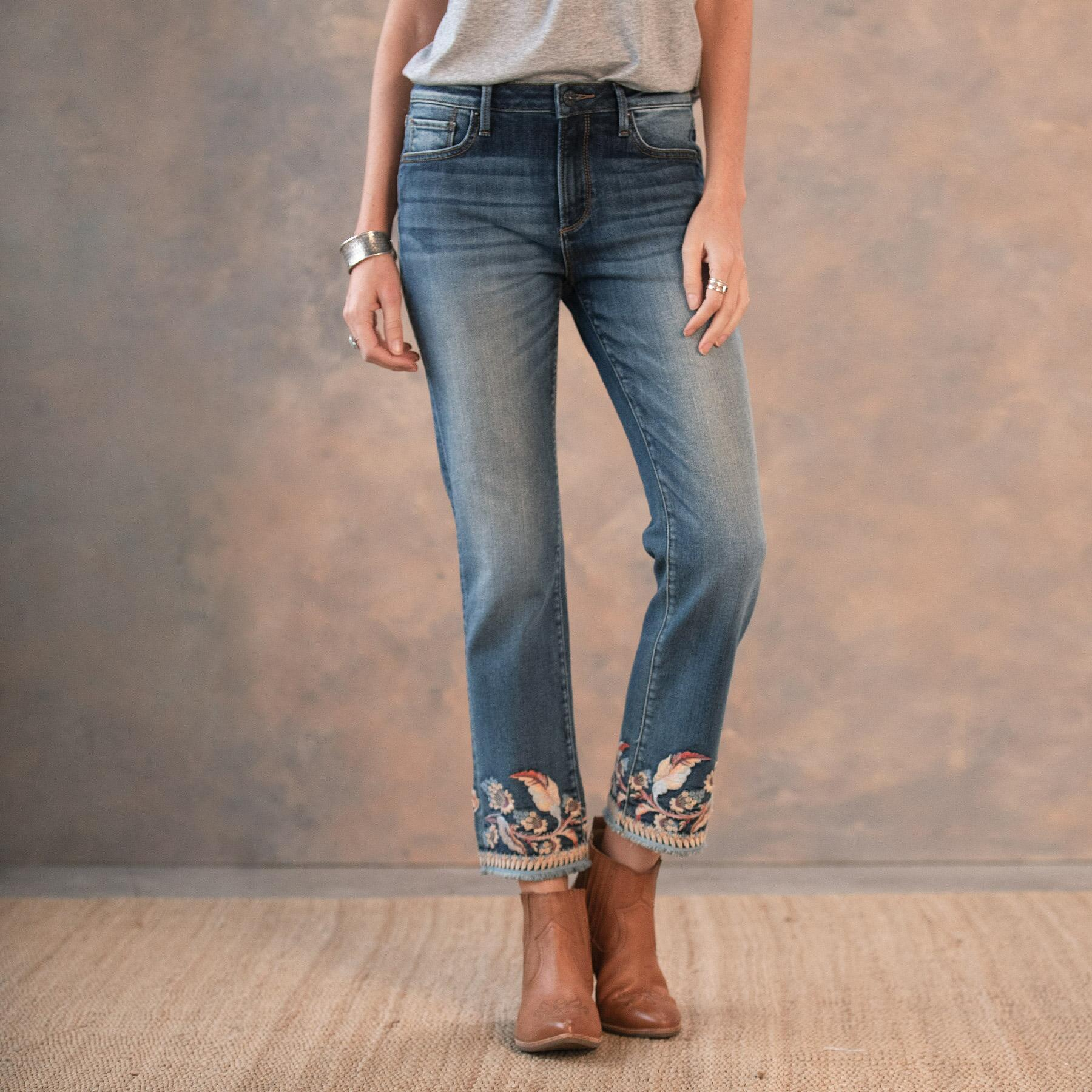 COLETTE SPIRIT OF THE WIND JEANS: View 2