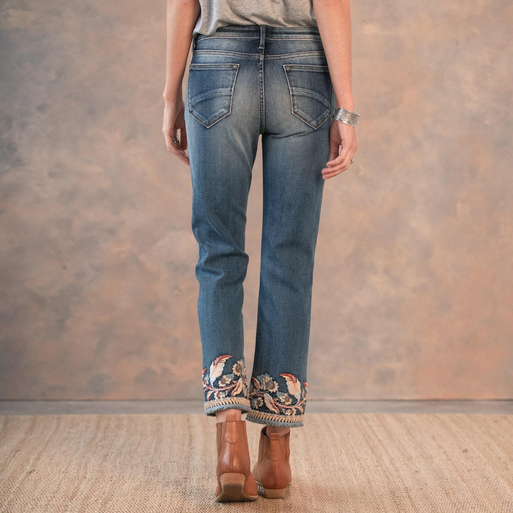 COLETTE SPIRIT OF THE WIND JEANS: View 4
