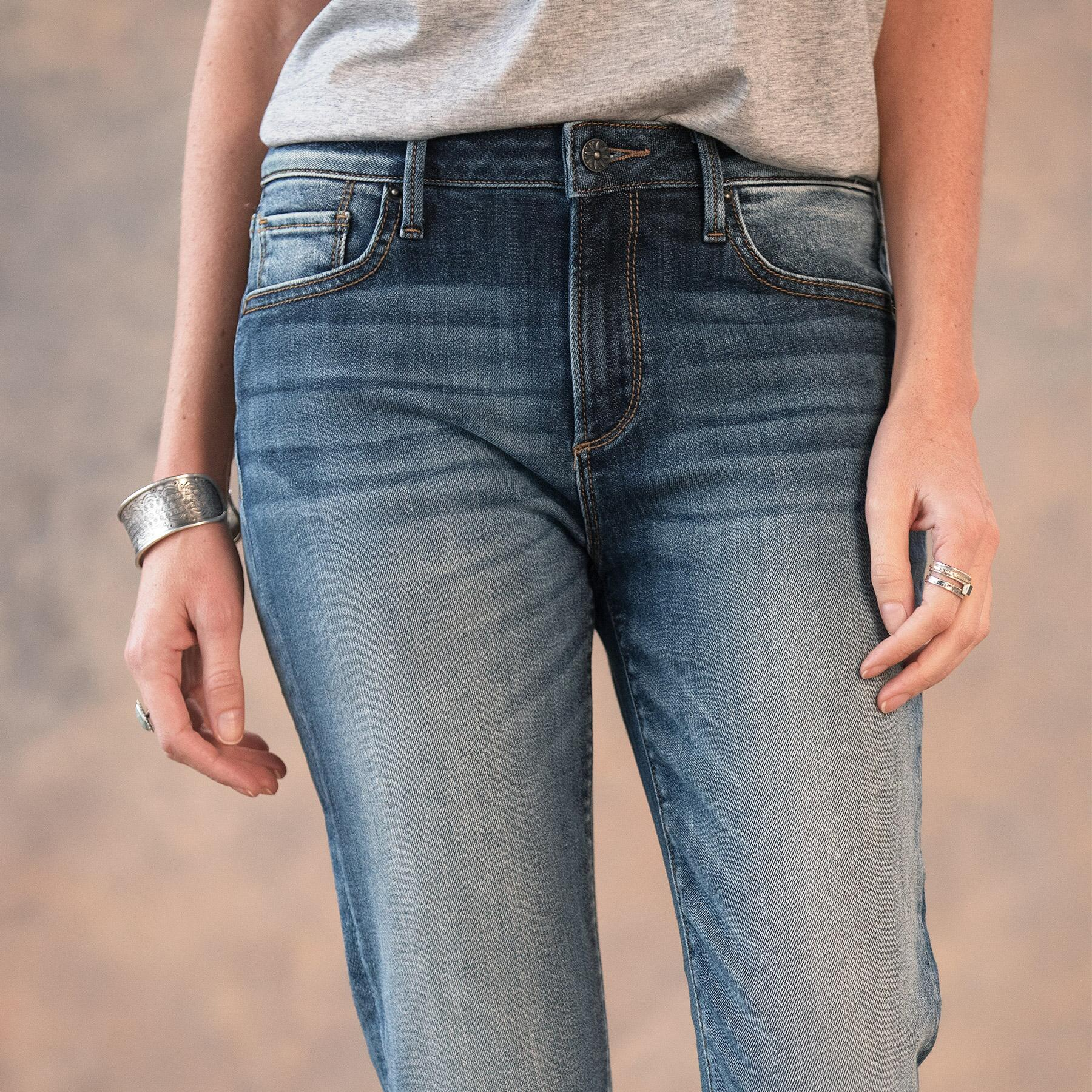 COLETTE SPIRIT OF THE WIND JEANS: View 5