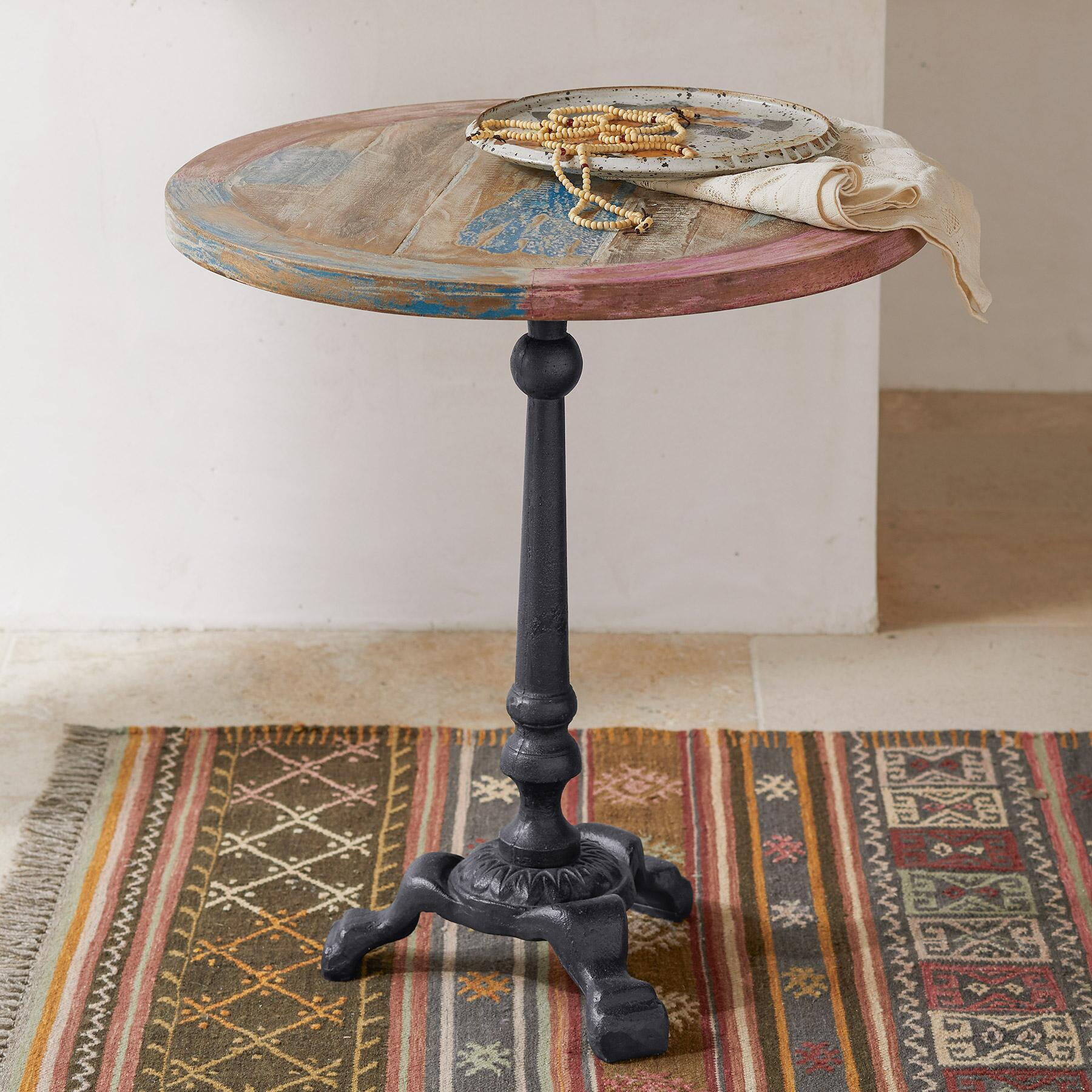 LENORA SIDE TABLE: View 1