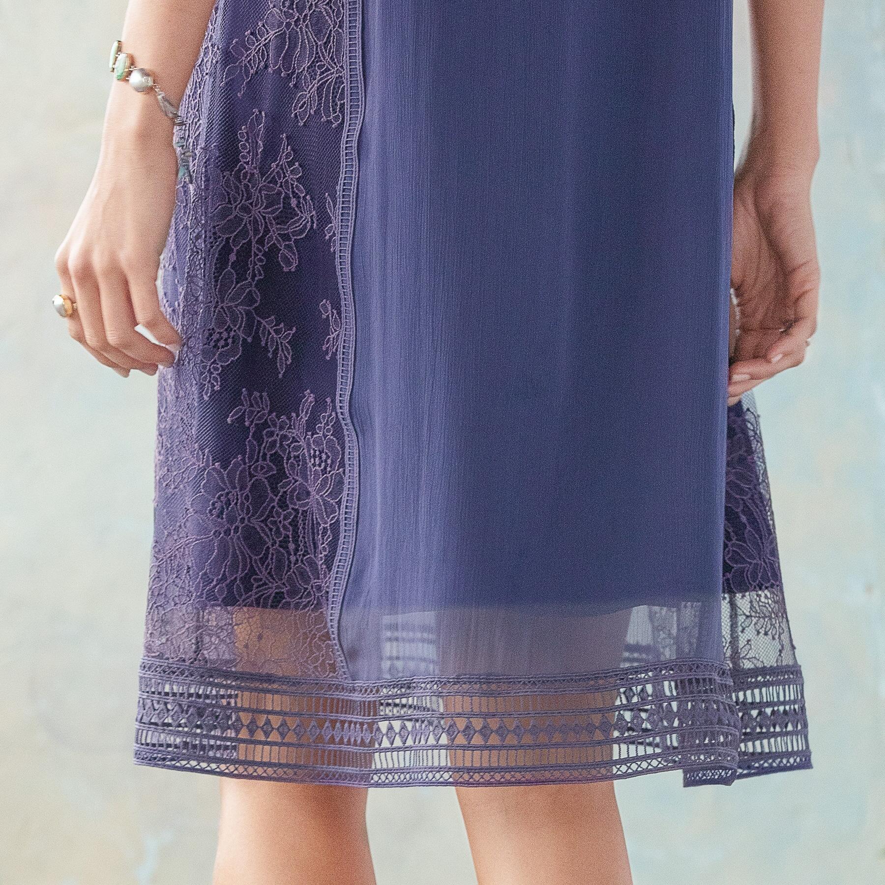 ALEXANDRITE DRESS - PETITES: View 5