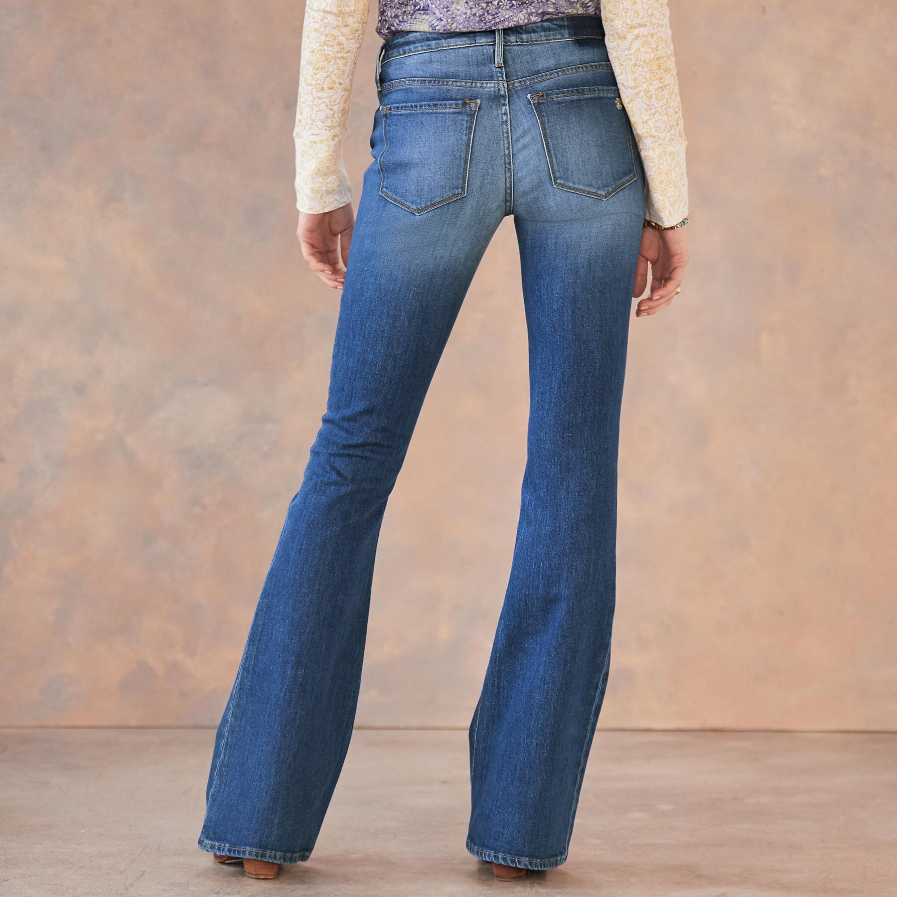 MIA FLARE JEANS: View 2