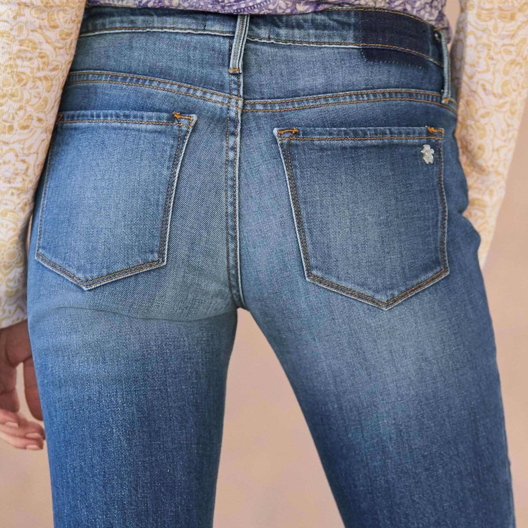 MIA FLARE JEANS: View 3