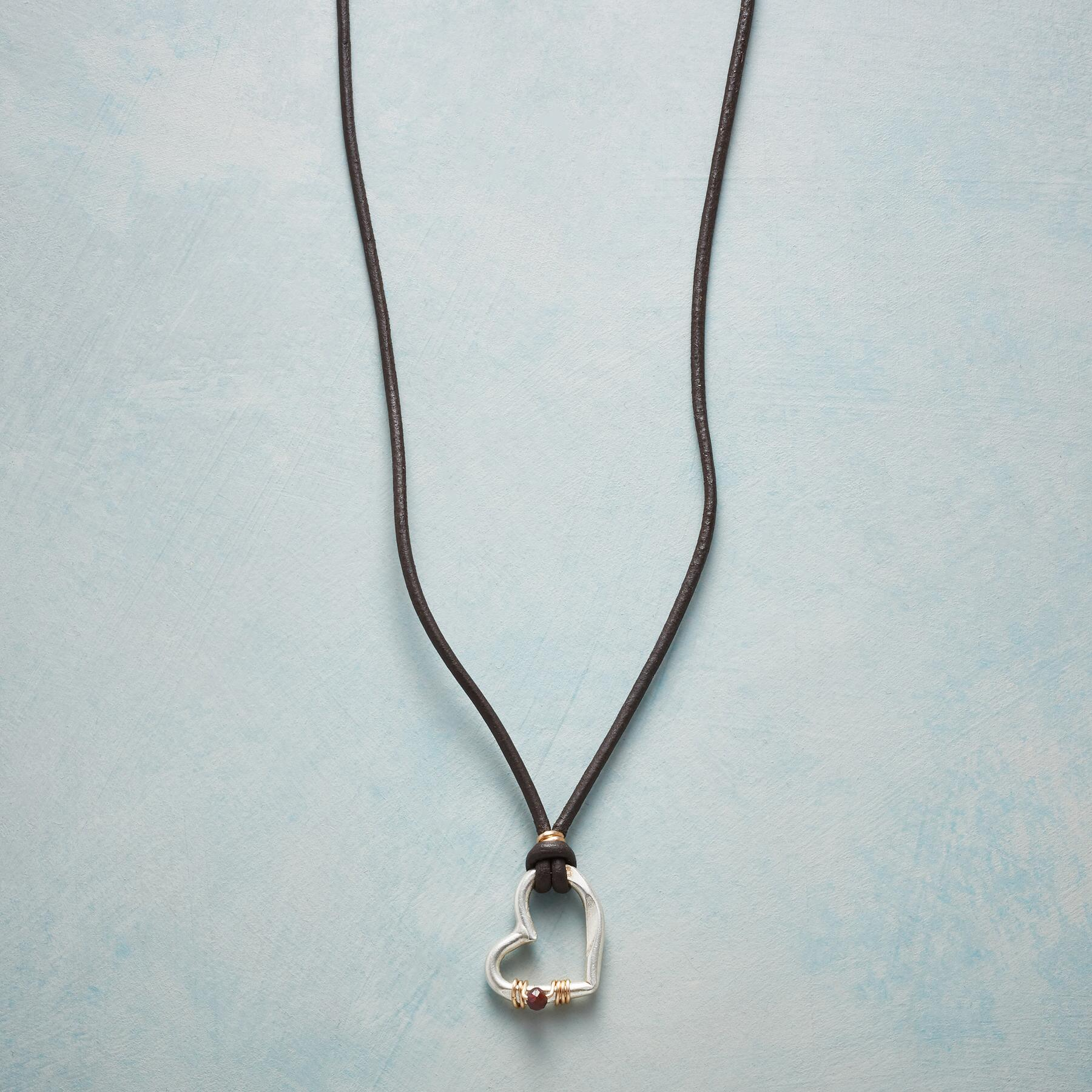 WITH LOVE NECKLACE: View 1