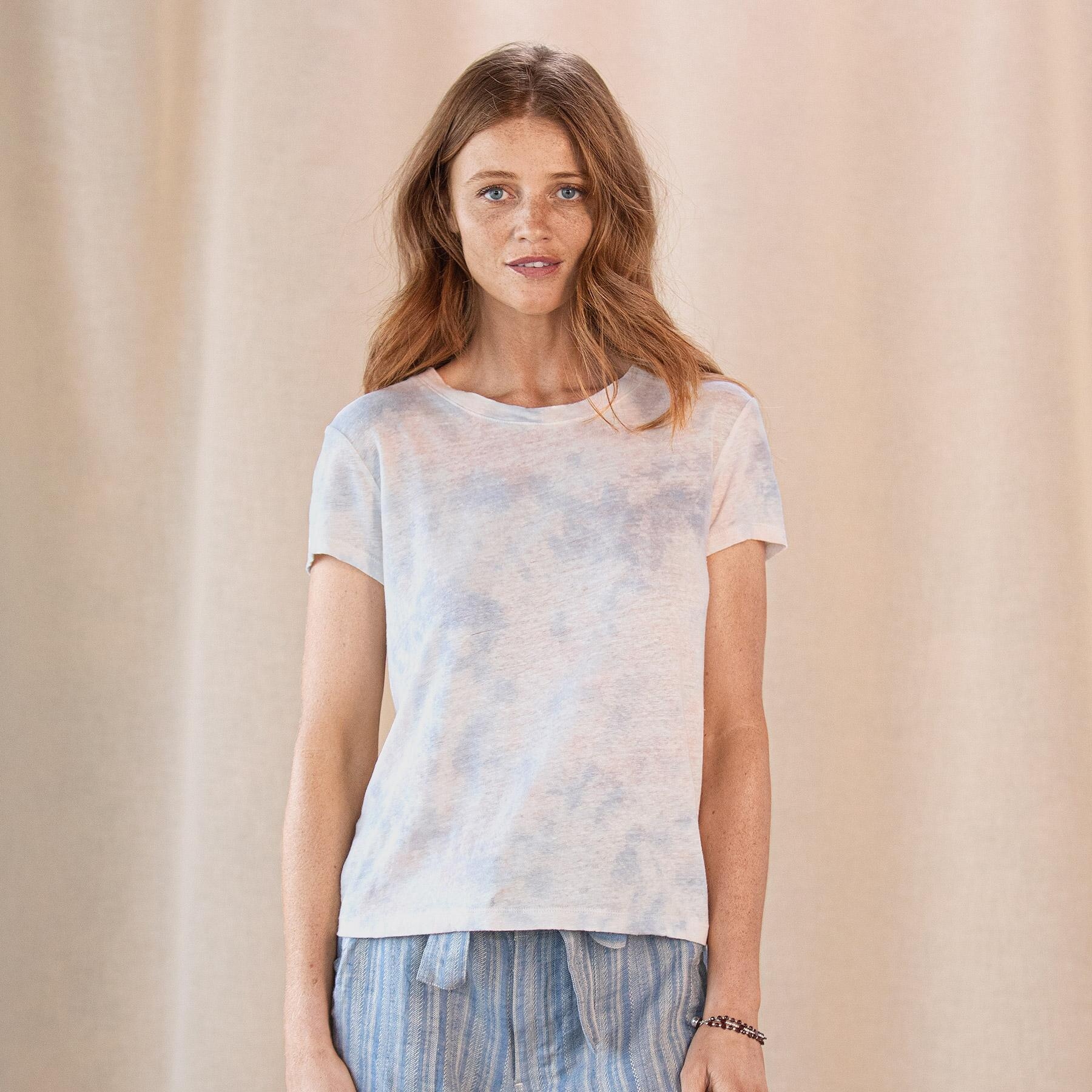THE PERFECT WASH TEE: View 1