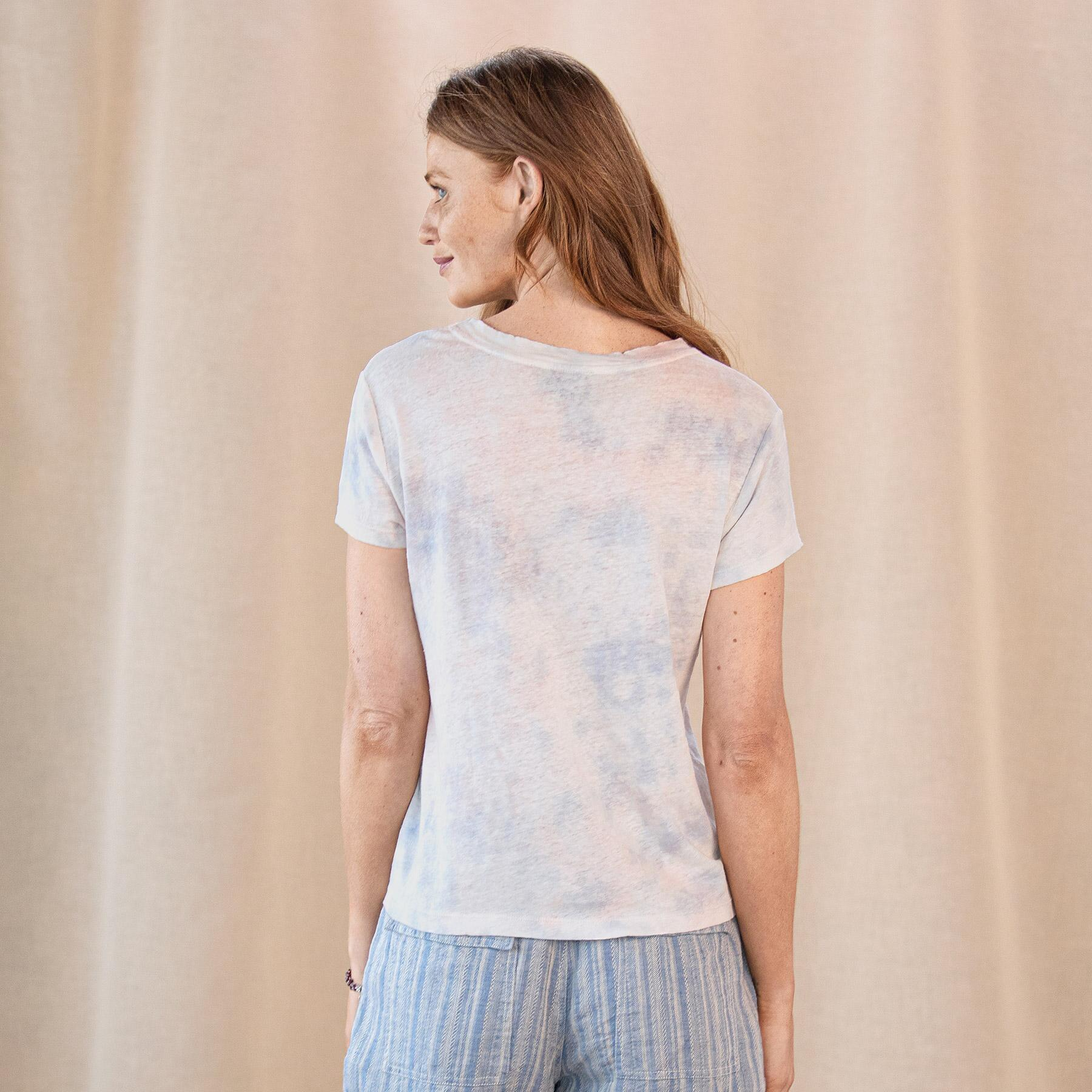 THE PERFECT WASH TEE: View 2